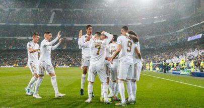"""ريال مدريد """"صامد"""" في وجه كورونا.. ونجومه """"في أمان"""" image"""