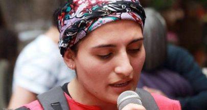 """وفاة فنانة معارضة للنظام التركي بـ""""الأمعاء الخاوية"""" image"""