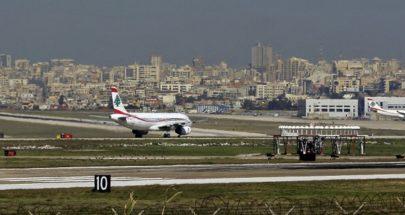 شركة طيران الشرق الأوسط ستقوم بتأمين غرف فنادق للوافدين image