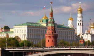 بوتين يرسل برقية لجونسون image