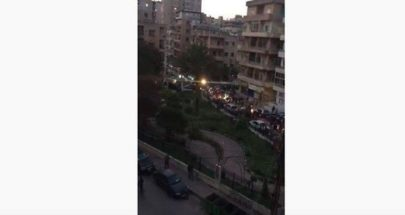 مسيرات إحتجاجية في طرابلس في زمن كورونا image