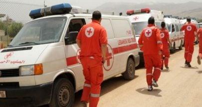 الصليب الاحمر: عشرات الإصابات في طرابلس تم نقلهم الى مستشفيات المنطقة image