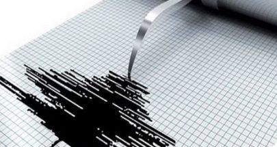 هزة أرضية شدتها 4.1 على مقياس ريختر تضرب شمال شرق دمشق image