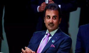 أمير قطر يعلن مساهمة بلاده بخمسين مليون دولار لمساعدة لبنان image