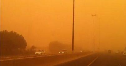 غبار في الجو والحرارة 30 درجة... تحذير لكل من يعاني من مشاكل في التنفس! image