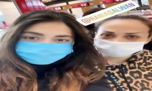 لهذه الاسباب حزينة جداً: رانيا سلوان تروي تفاصيل رحلة الاجلاء من تركيا image