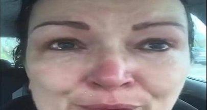 بالفيديو رسالة بالدموع من ممرضة: الأمور صعبة... أرجوكم ابقوا في منازلكم image