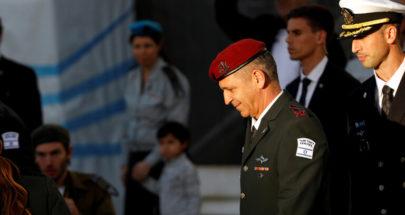 الجيش الإسرائيلي لم ينف إصابة رئيس أركانه بكورونا image