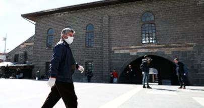 عدد المصابين بكورونا في تركيا تجاوز 18 ألف شخص image