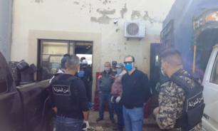 جولة لمفتشي حماية المستهلك في سوق الخضار في قبة شمرا image