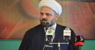 لماذا لم يصدر موقف شيعي يُصحّح ما قاله المفتي قبلان بنعيه «الطائف»؟ image