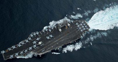 وزير الدفاع الأميركي يدعم قرار إقالة قائد حاملة طائرات سرب معلومات عن كورونا image