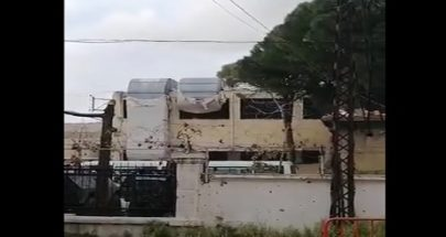بالفيديو: تمرد في سجن القبة في طرابلس... شغب وإشعال النيران image