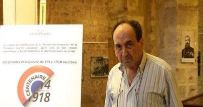 """الاب أليكس من أوائل المصابين بـ""""كورونا"""" في لبنان... شُفي لكن قلبه خانه image"""