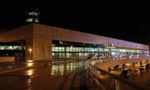 طائرة الميدل إيست الآتية من لاغوس حطت في مطار بيروت image