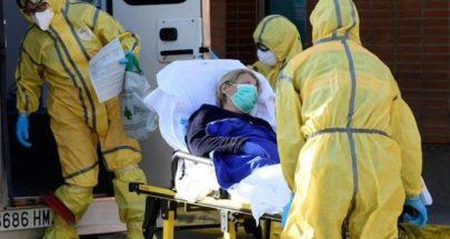 حصيلة الوفيات بكورونا في اسبانيا تتخطى التسعة آلاف image