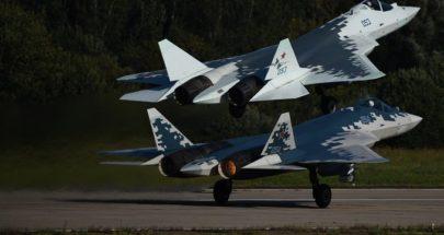 """""""الشبح الروسية"""" وصواريخ """"كينجال"""" تظهر في عرض موسكو العسكري image"""