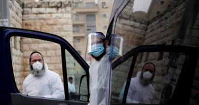 قاعدة عسكرية إسرائيلية تتحول لمصنع كمامات طبية image