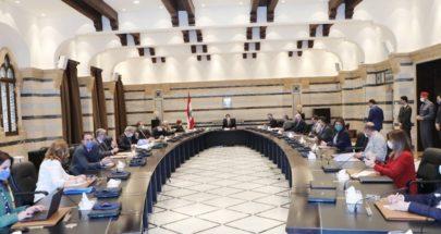 """جو من """"المعارضة الرومانسية"""" طغى على جلسة الحكومة حول آلية عودة اللبنانيين image"""
