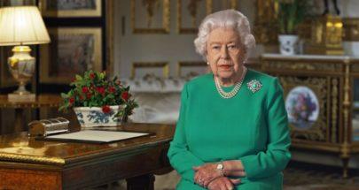 """الملكة إليزابيث الثانية: """"سننجح"""" في مواجهة فيروس كورونا image"""
