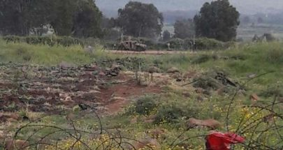 تفجير الغام من مخلفات الجيش الاسرائيلي في العباسية في حاصبيا image