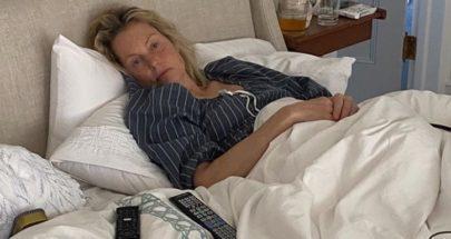 ألكسندرا وينتوورث تعلن إصابتها بكورونا image