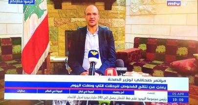 """بعد السخرية من أثاث منزلهم... نجل وزير الصحة يرُد: """"مريحيني كتير""""! image"""