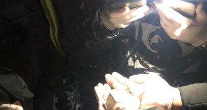 ضبط سيارة بداخلها مخدرات على طريق عام بعلبك (صور) image