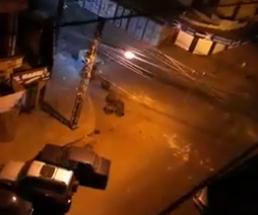 اشكال أمام سجن القبة في طرابلس image