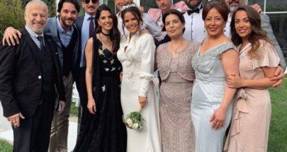 ابطال العروس عالقون بالكورونا image