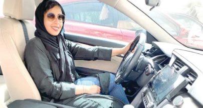 """بالفيديو: سائقة """"تاكسي"""" سعودية تسيء لشرطي... image"""