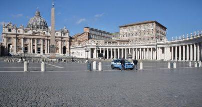 الفاتيكان يعبّر عن مخاوفه من ضمّ أجزاء من الضفة الغربيّة image