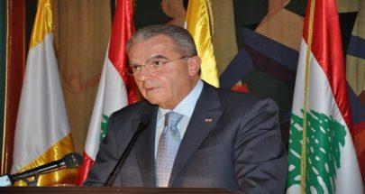 وديع الخازن: حكومة اديب الفرصة الأخيرة المتبقية لإنعاش لبنان image