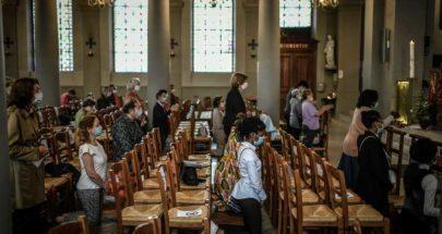 بعد فتح الأبواب أمام المصلين.. إصابة 40 شخصاً شاركوا في القداس! image