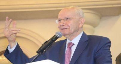 مراد في ذكرى استشهاد الرئيس رشيد كرامي: ثابتون بوحدة لبنان وعروبته image