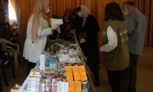 يوم صحي مجاني في نبحا برعاية محافظ بعلبك الهرمل image
