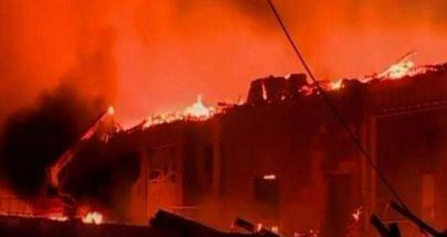 فيديو من الجحيم... الغضب يشعل مدينة أميركية بعد مقتل شاب اسود! image