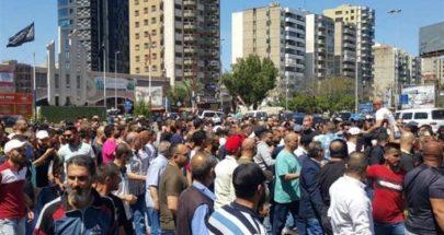 مسيرة شعبية حاشدة في طرابلس لمناسبة الذكرى 33 لاستشهاد الرئيس كرامي image