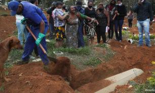 البرازيل تسجل ثالث أعلى حصيلة وفيات في العالم جراء كورونا image