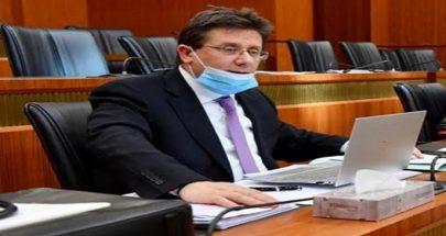 كنعان: المجلس استجاب لطلب فخامة الرئيس image