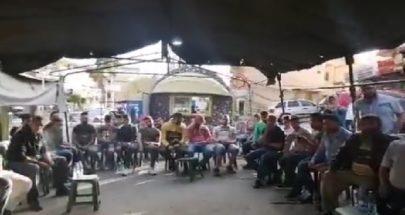 ناشطو عكار: تشكيل لجنة تمثل الجميع وساحة حلبا للم الشمل image