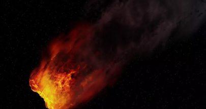 """بالفيديو مشهد مخيف في السماء """"حوّل الليل إلى نهار""""! image"""