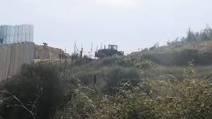 قوة مشاة اسرائيلية اجتازت السياج التقني في خراج العديسة image