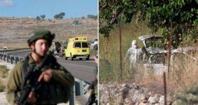 الجيش الاسرائيلي يقتل فلسطينيا بالضفة الغربية image