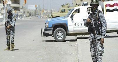إحباط هجوم إرهابي كان يستهدف العاصمة العراقية image