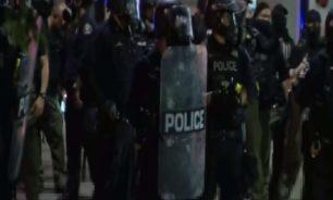 قتيل في ديترويت بإطلاق نار على متظاهرين يحتجون على حادثة مينيابوليس image