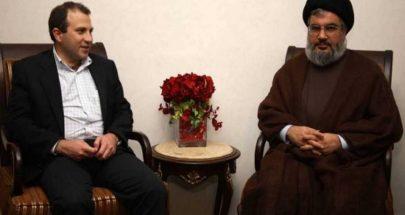"""""""حزب الله"""" و""""الوطني الحر"""" يضعان شروطاً للمشاركة في الحكومة image"""