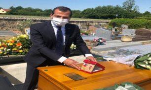 الرئيس عون منح الراحل صلاح ستيتية وسام الاستحقاق الوطني image