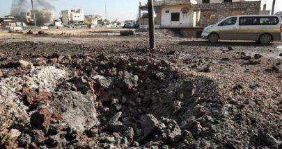 مقتل 6 جهاديين في إنفجار مستودع ذخيرة في شمال غرب سوريا image