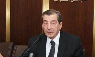 الفرزلي: المصلحة الوطنية تقتضي بقاء الرئيسين عون والحريري image